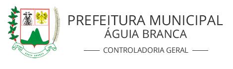 PREFEITURA DE ÁGUIA BRANCA - ES - CONTROLADORIA GERAL